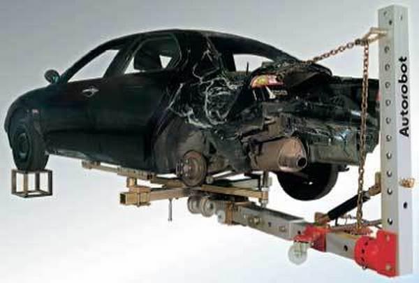 Оборудование для качественного кузовного ремонта вашего автомобиля с фото